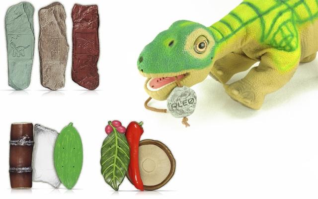 Плео робот динозавр Pleo  RB-6
