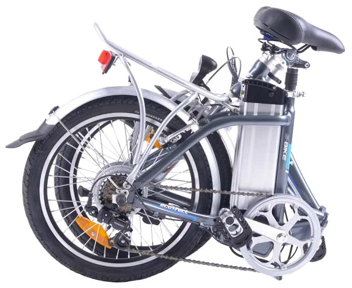 Электровелосипед Ecoffect Urban Runner 20-4