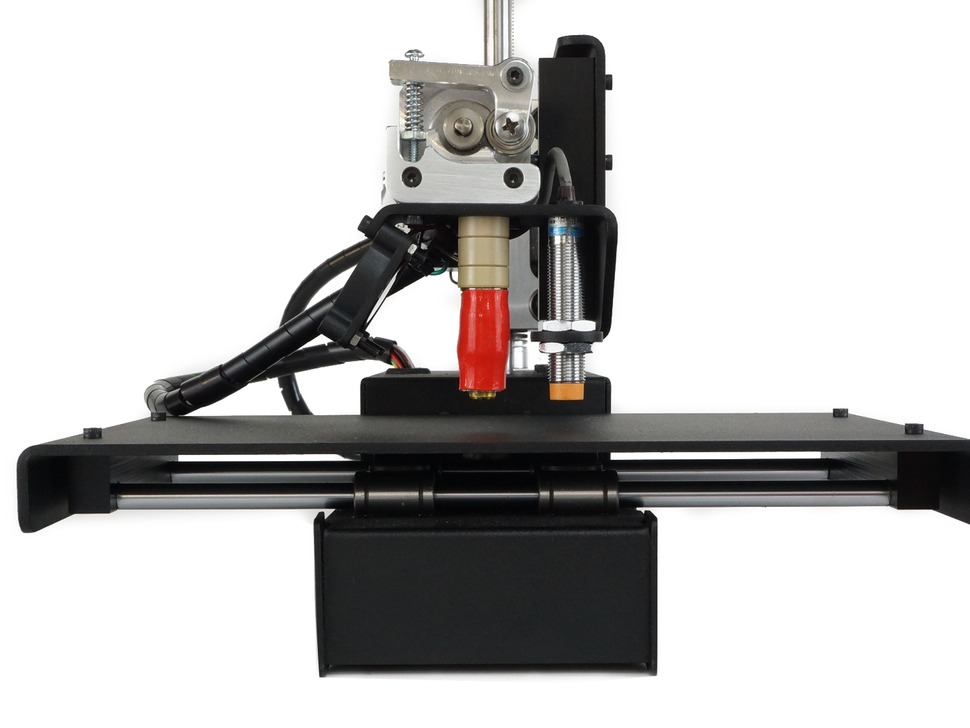 3D Принтер Printrbot Simple Metal Black-3