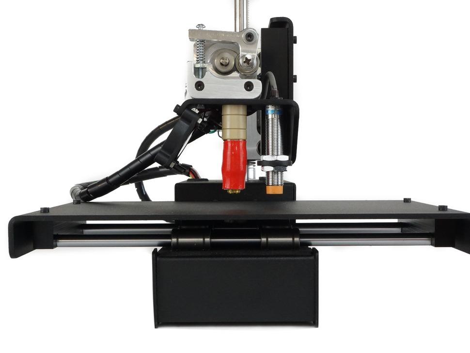 3D Принтер Printrbot Simple Metal Black-3