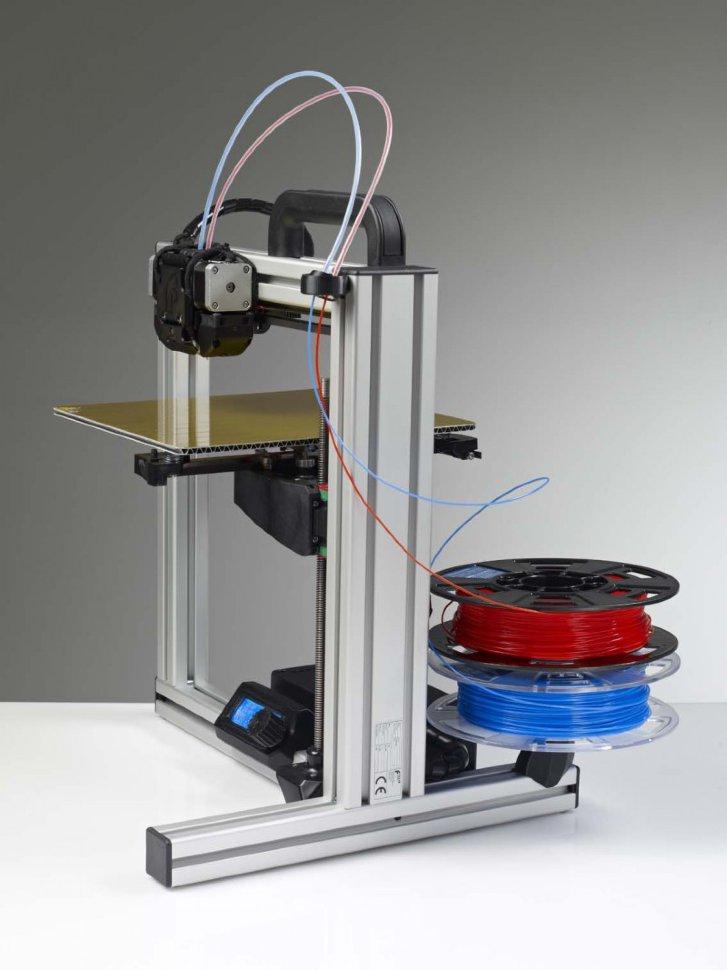 3D принтер Felix 3.1 (2 экструдера)-7