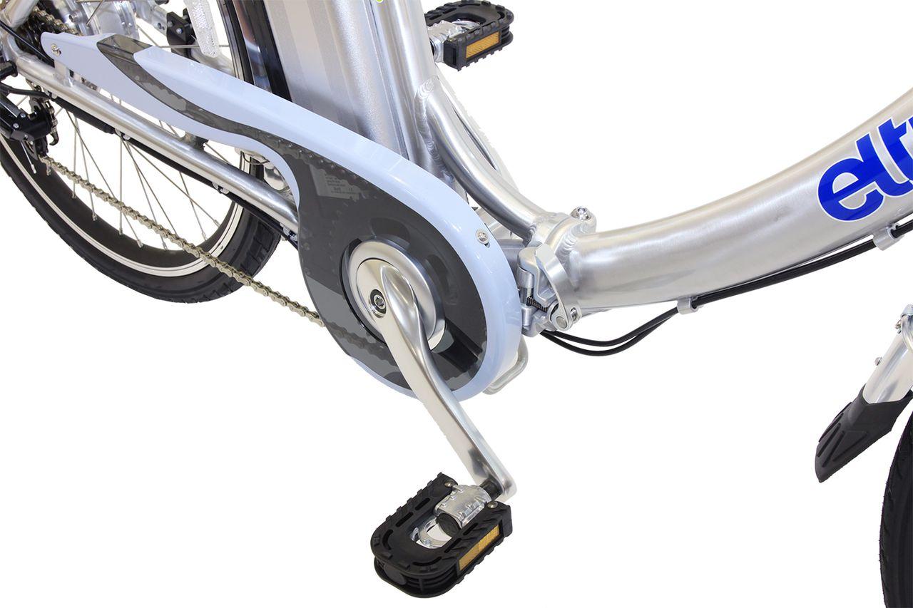 Электровелосипед Eltreco Vector 350W-6