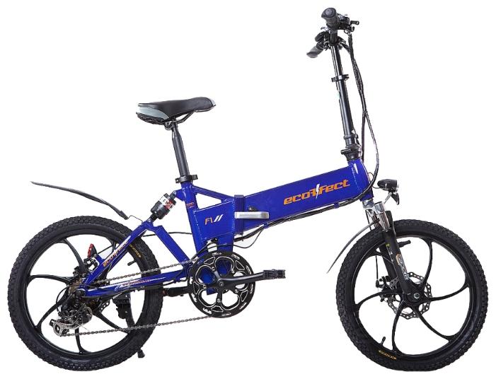Электровелосипед Ecoffect F1 Premium 20-2