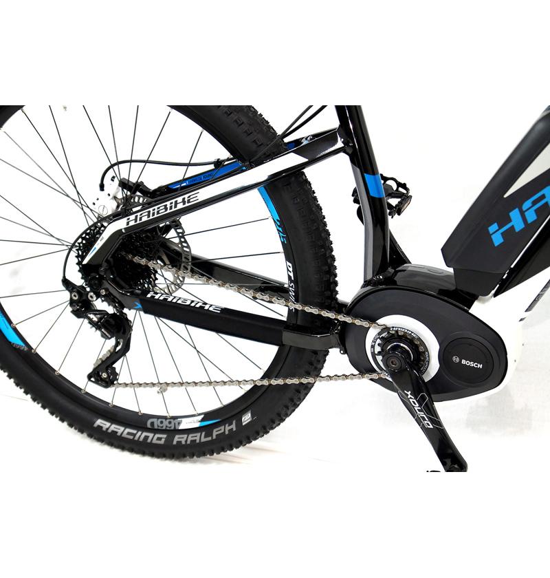 Велосипед Haibike Sduro HardSeven 4.0 400Wh 9-Sp Acera-2