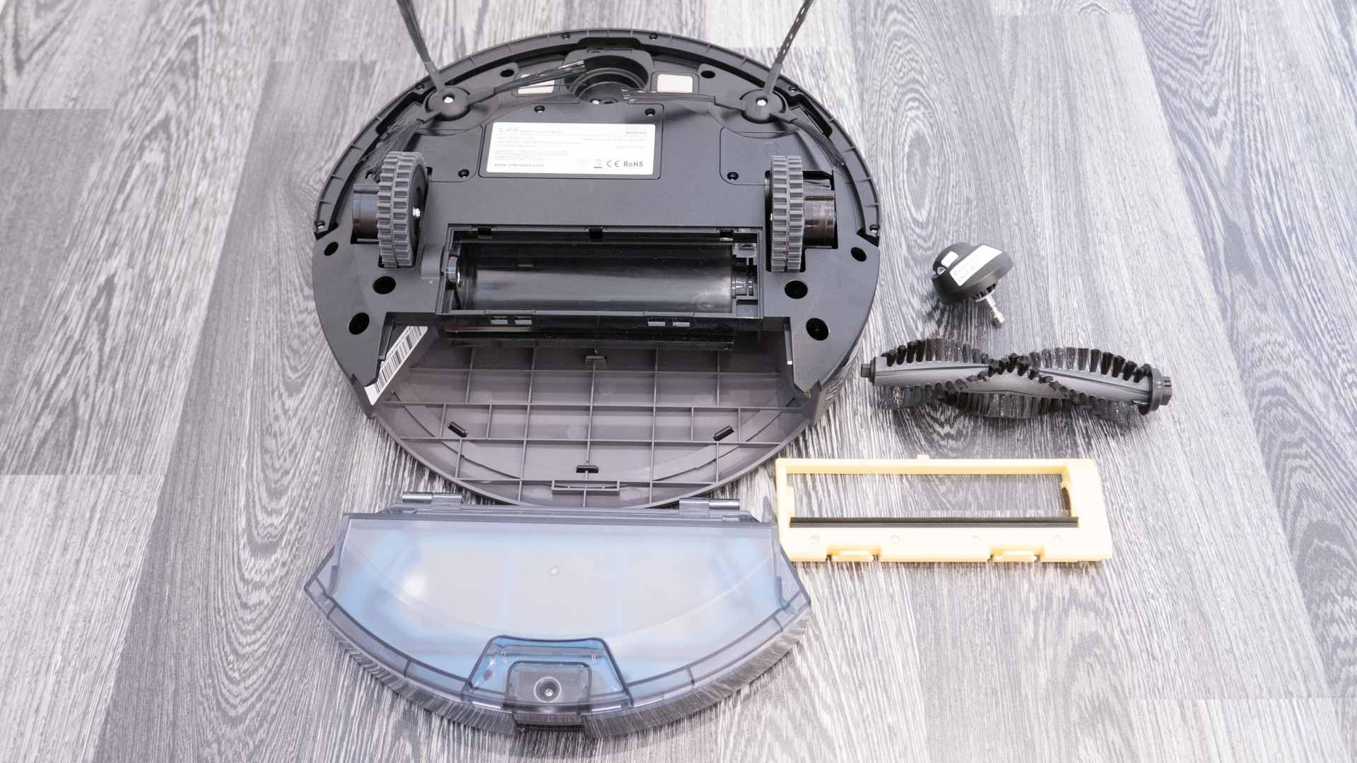 Робот пылесос iLife A4s-2