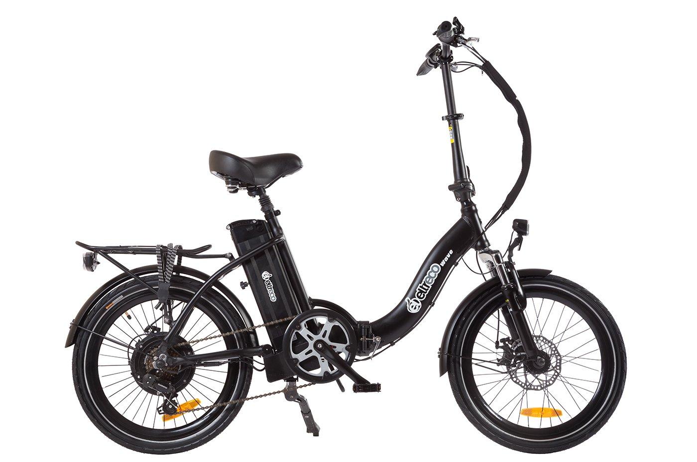Электровелосипед Eltreco Wave 500W Spoke-5