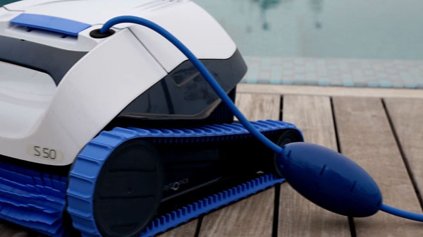 Робот для бассейна Dolphin S50-2