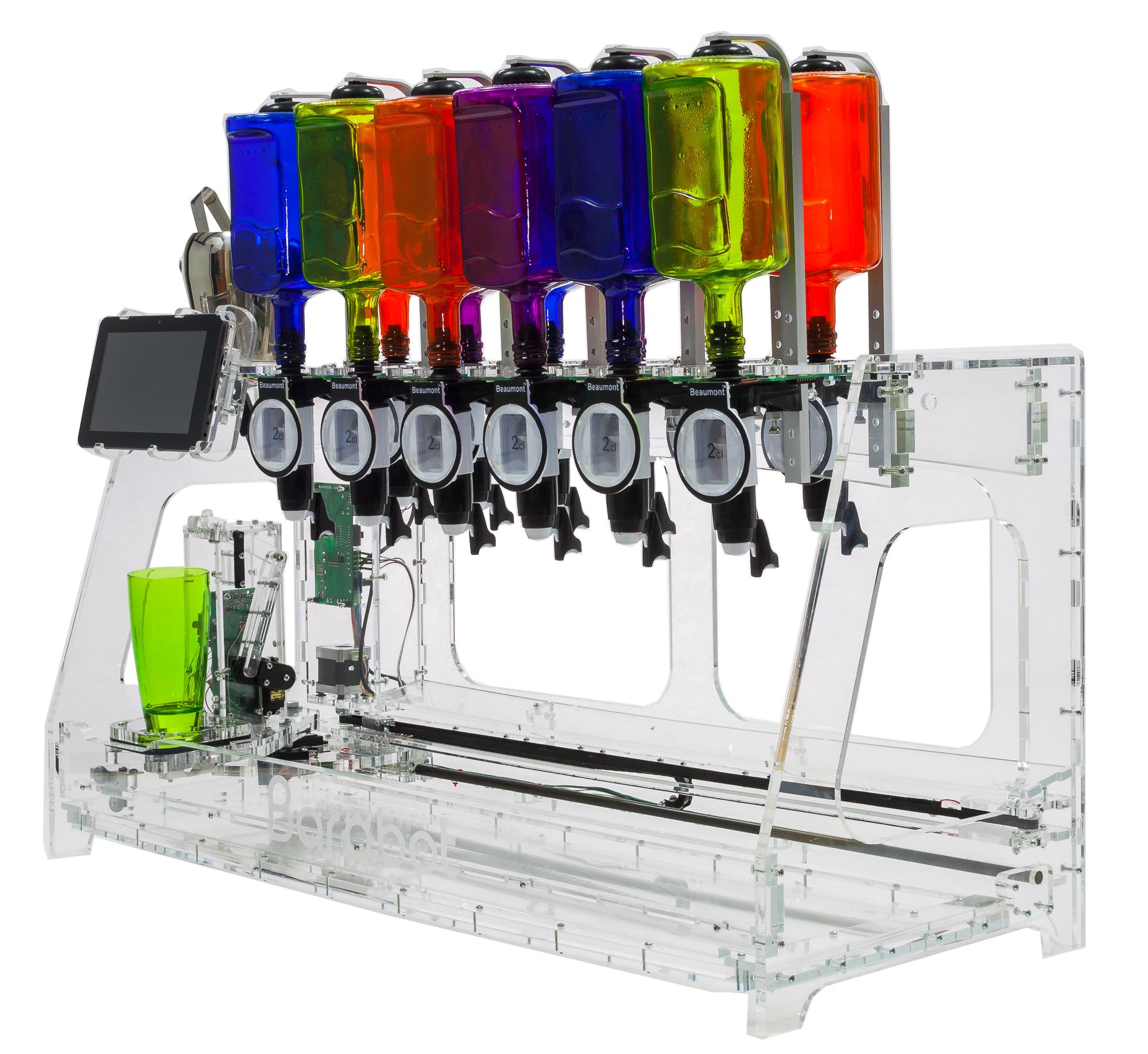 Автоматический бармен «Barobot»-3