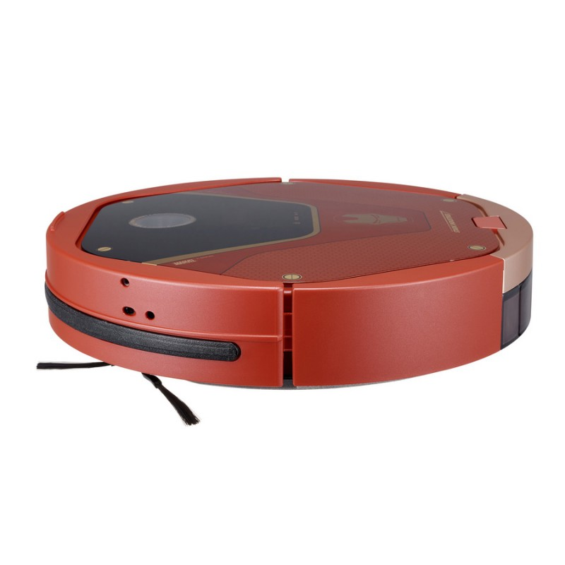 Робот-пылесос iCLEBO Arte IronMan Edition-2