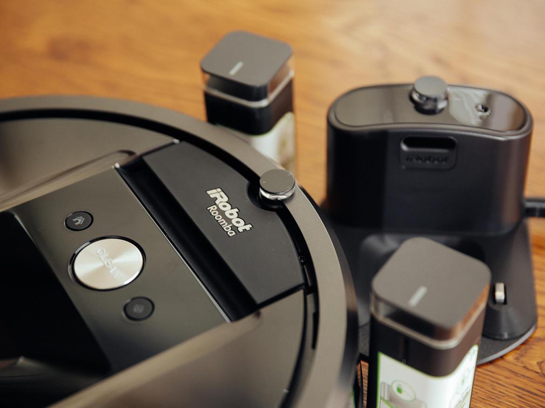 Робот-пылесос iRobot Roomba 980-6
