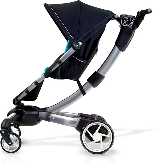 Роботизированная коляска 4moms origami-6