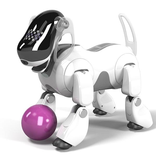 Робот-собака Aibo-4