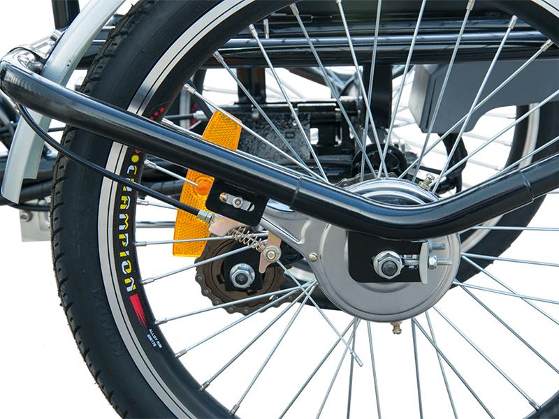 Электроцикл Wellness FAZENDA 500-3