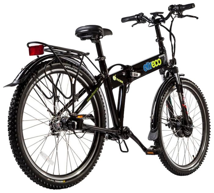 Электровелосипед Eltreco Patrol Кардан 28-1