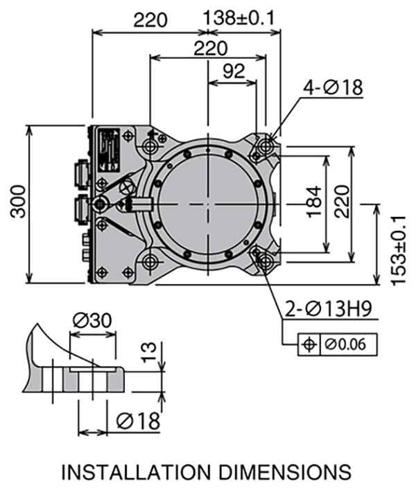 Промышленный робот Kawasaki RS010N-4
