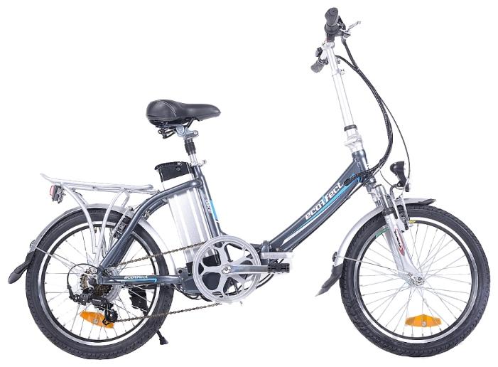 Электровелосипед Ecoffect Urban Runner 20-3