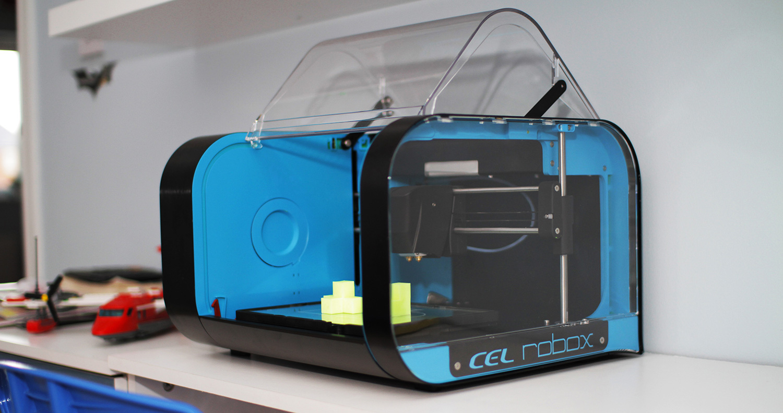 3d принтер cel robox rbx1-3