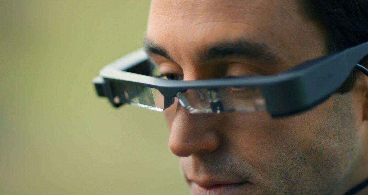 Очки виртуальной реальности Epson Moverio BT-300-3