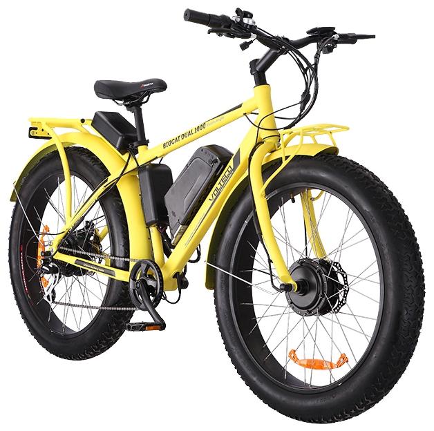 Электровелосипед Volteco Dual 1000-1