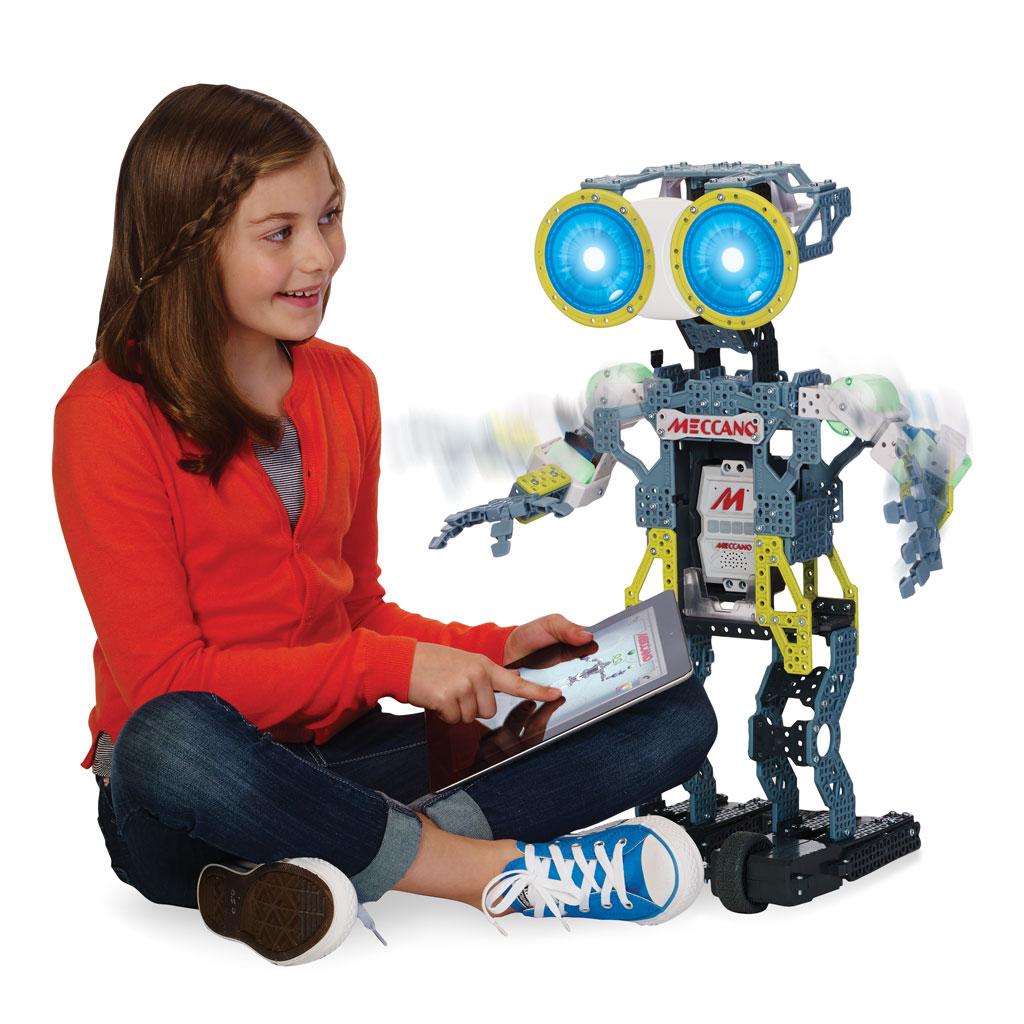 Игрушка MECCANO Робот-МЕКАНОИД G15-4
