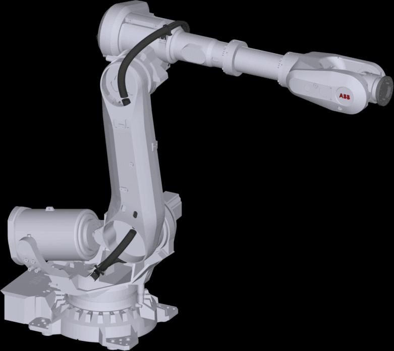 Промышленный робот ABB IRB 4600 60/2,05m-2