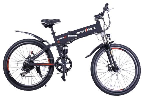 Электровелосипед Ecoffect H-Slim 26-3