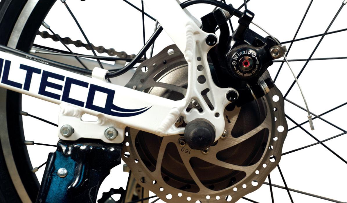 Электровелосипед Volteco Fly Plus 500 (2015)-7