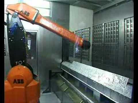 Промышленный робот ABB IRB 580-3