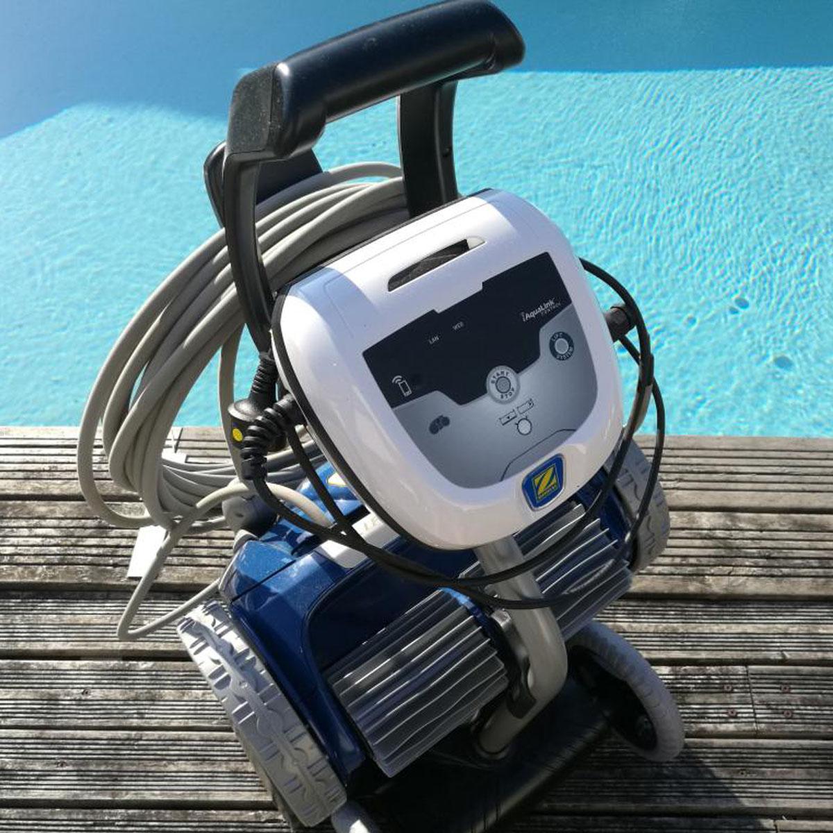 Робот для бассейна Zodiac RV 5480 IQ Vortex-2