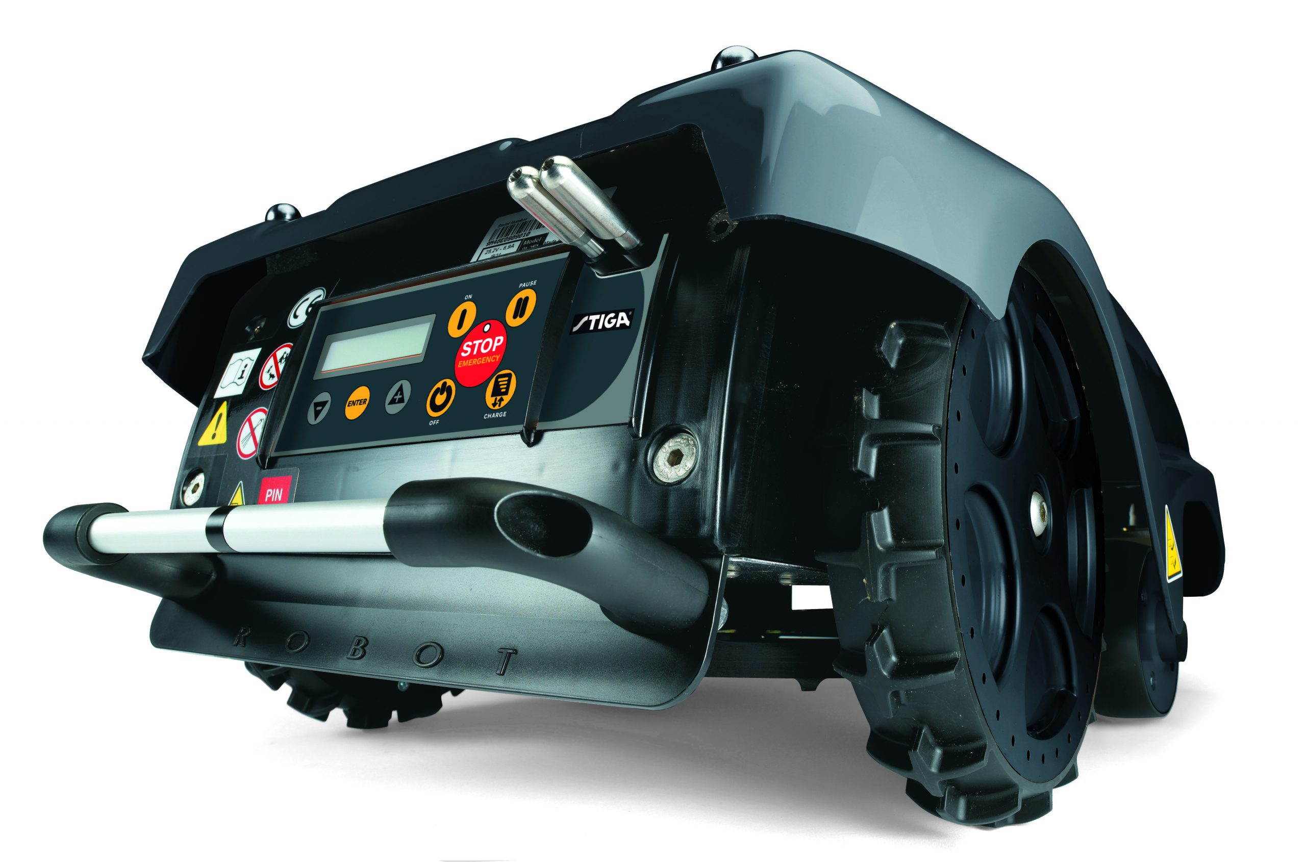 Робот-газонокосилка Stiga Autoclip 523-2