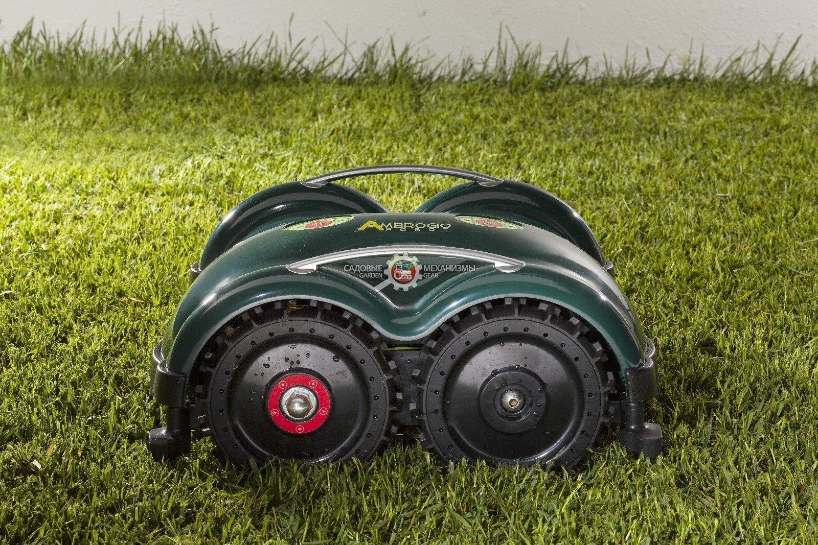 Робот-газонокосилка Caiman Ambrogio L50 Basic US-5