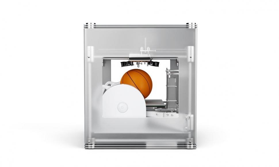 3d принтер cubex trio-3