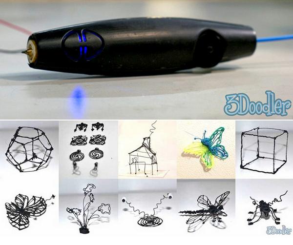 3D Ручка 3Doodler-5