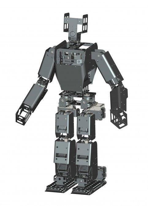 Robobuilder RQ-TITAN-4
