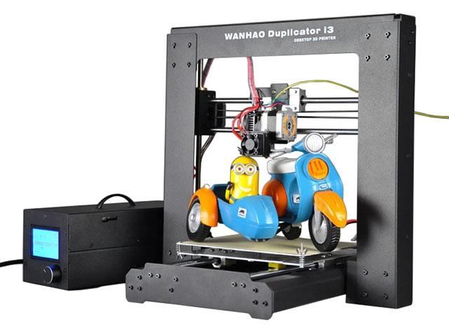 3D принтер Wanhao Duplicator i3-1