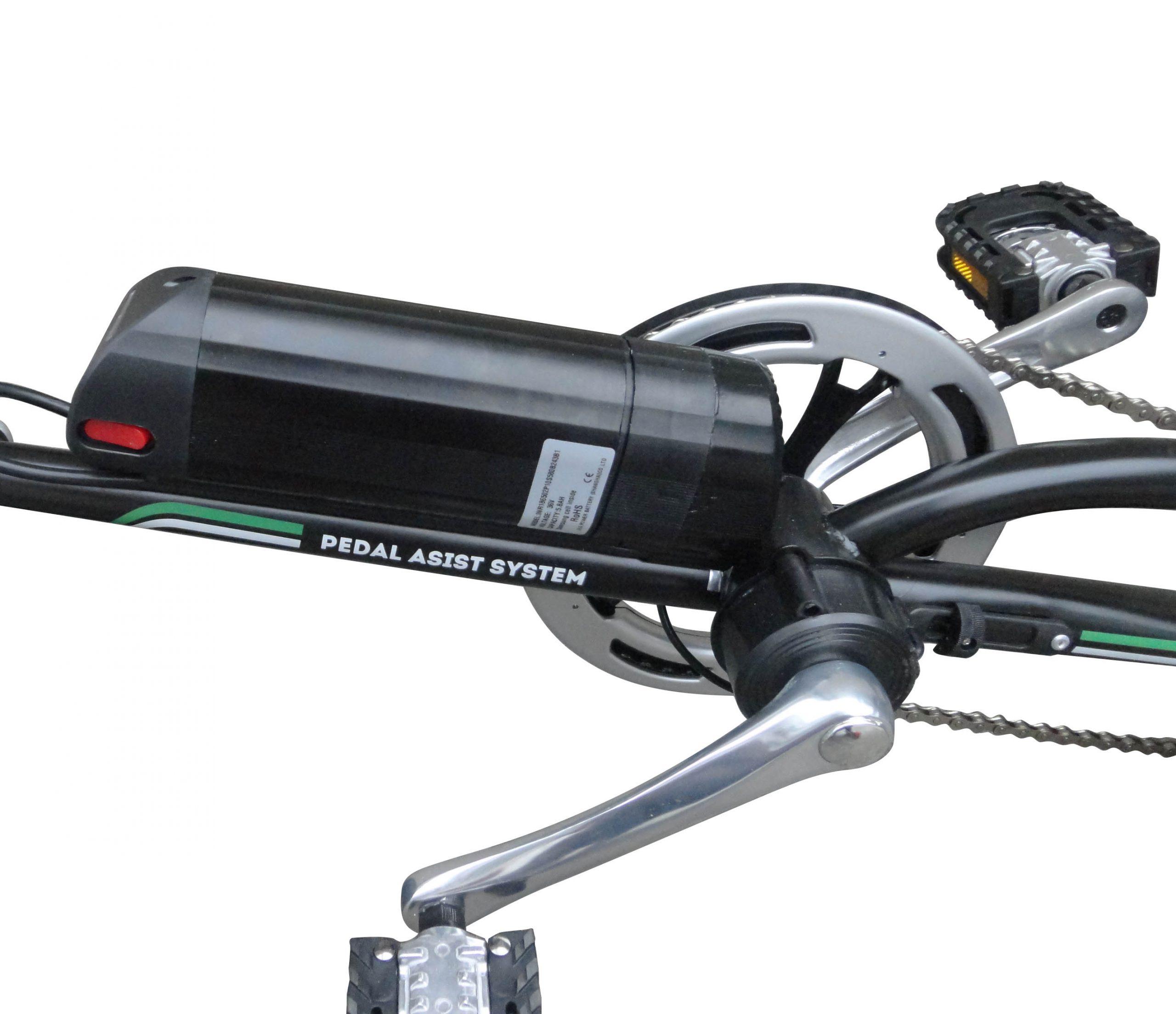 Электровелосипед VOLTECO ESTRIDA II-2