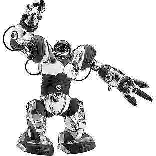 Робот Robosapien (хром)-5