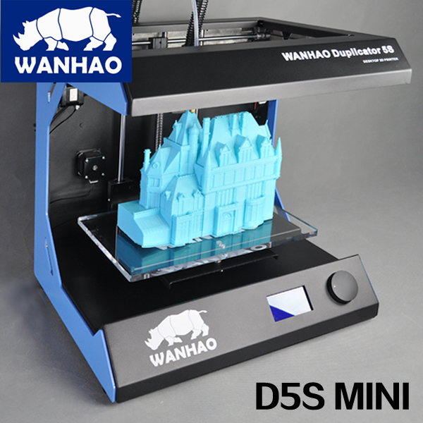 3D Принтер Wanhao Duplicator 5S mini-1