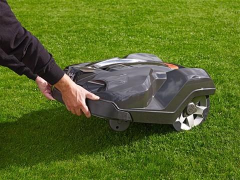 Робот-газонокосилка Husqvarna Automower 260ACX-4