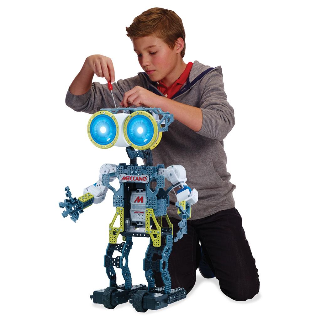 Игрушка MECCANO Робот-МЕКАНОИД G15-6