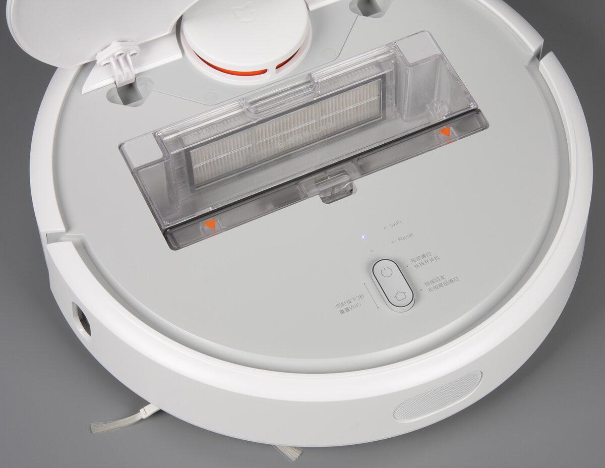 Робот-пылесос Mi Robot Vacuum Cleaner-3