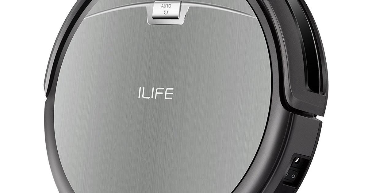 Робот пылесос iLife A4s-4