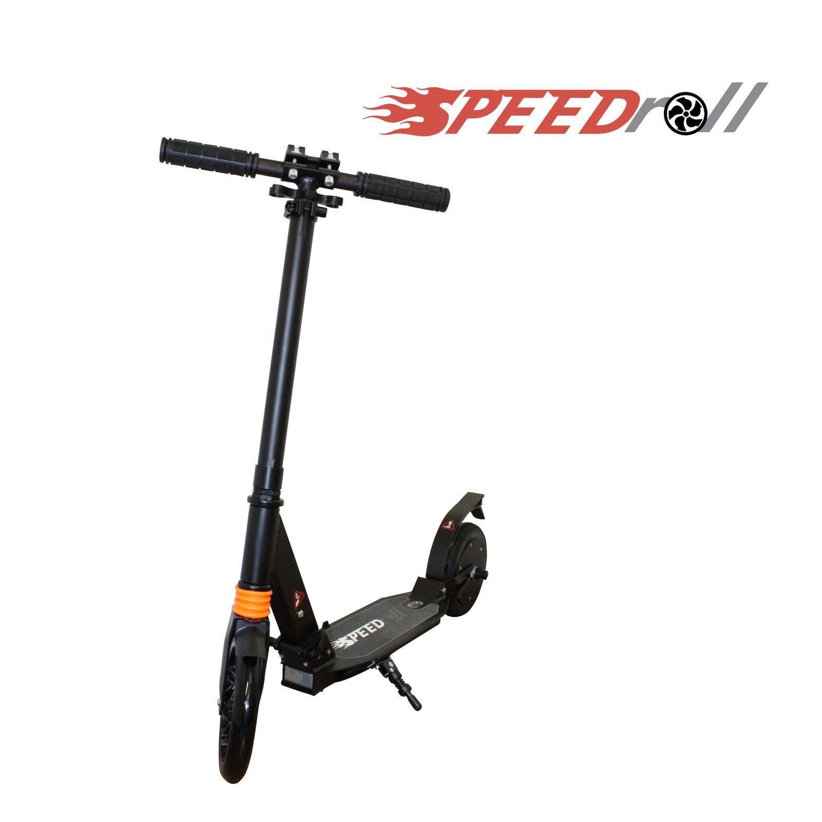 Электросамокат SpeedRoll E9-1