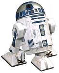 Надувной R2-D2, управляемый с пульта  ду-2