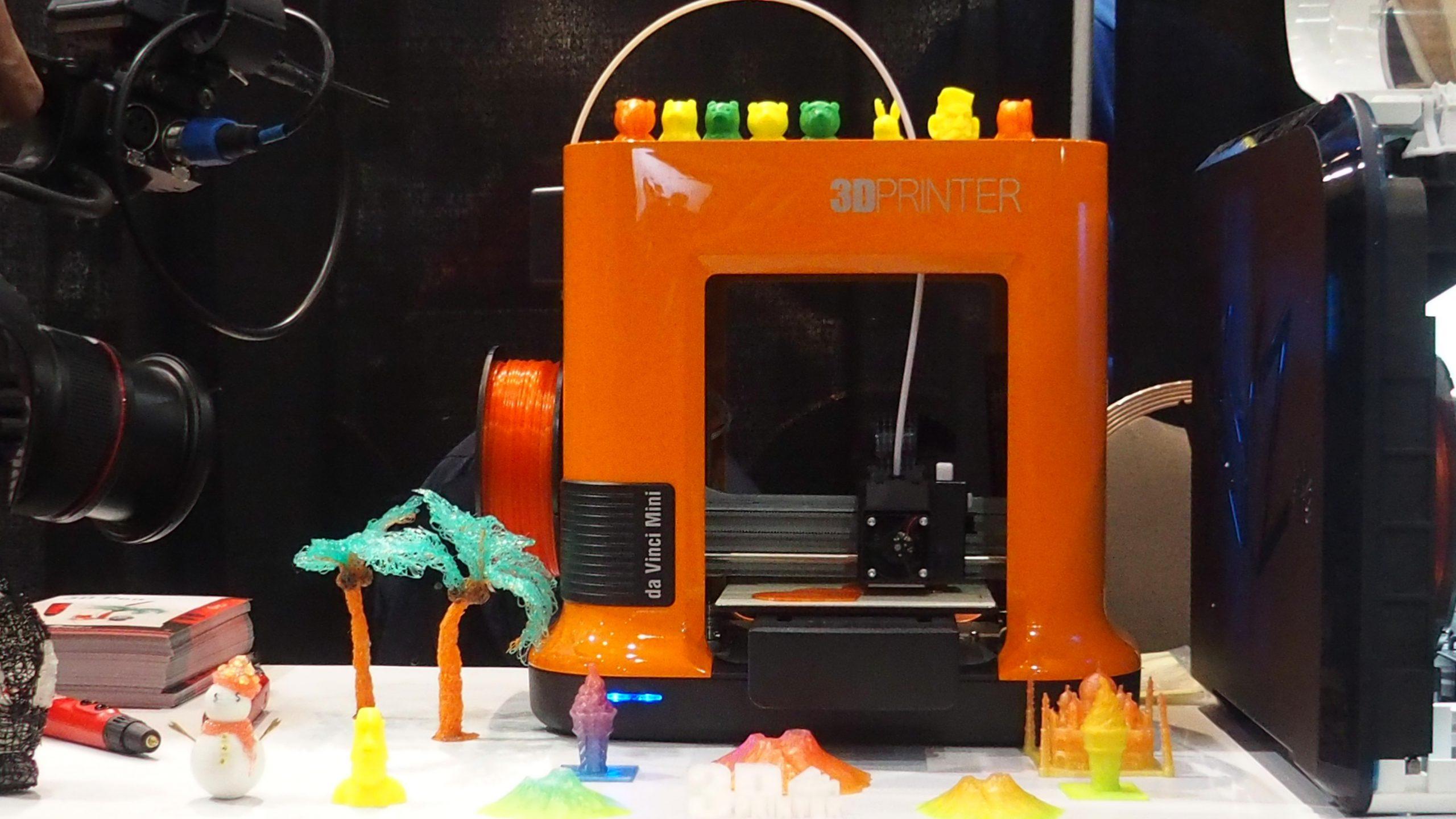 3D принтер da Vinci Mini W-2