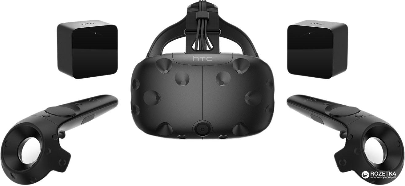 Очки виртуальной реальности HTC Vive Pro-2