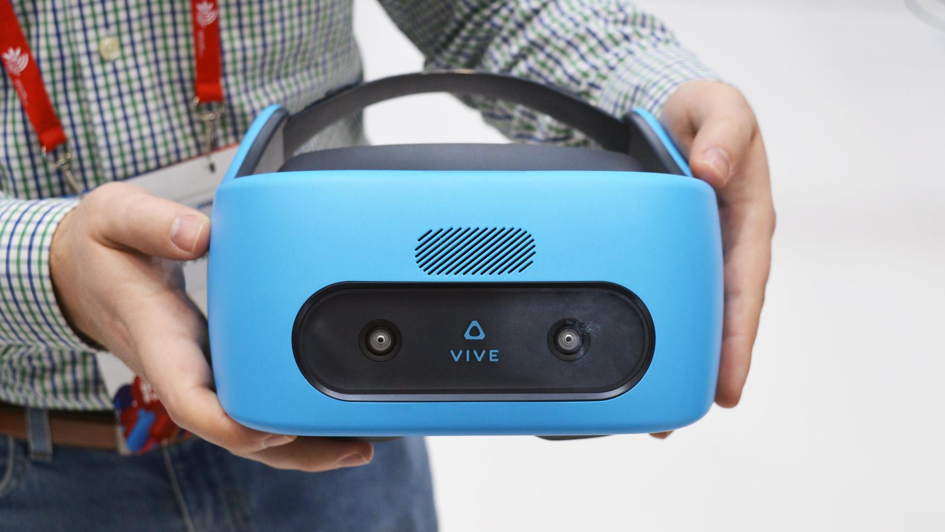Очки виртуальной реальности HTC Vive Focus-3