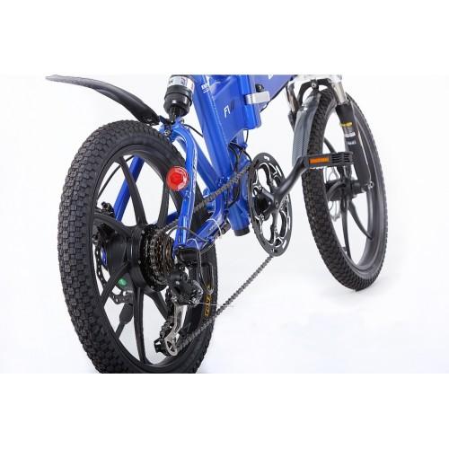 Электровелосипед Ecoffect F1 Premium 20-6