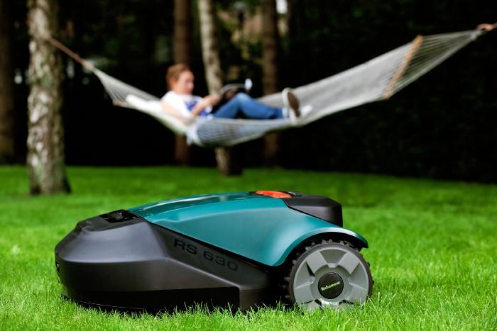 Робот-газонокосилка Robomow RS 630-7