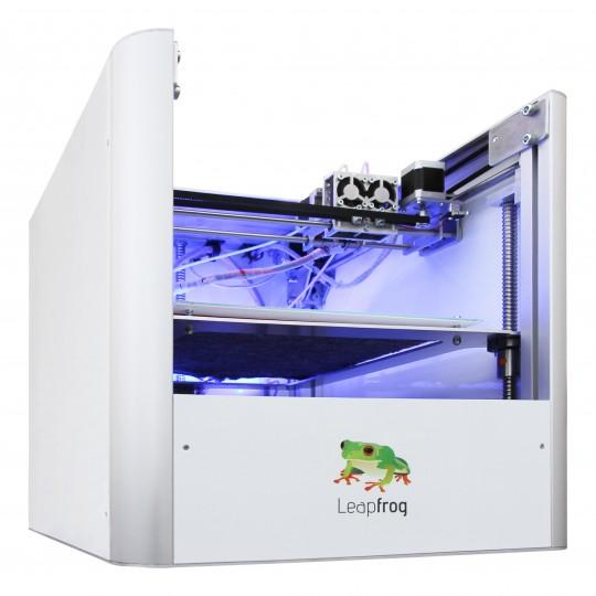 3D принтер Leapfrog Creatr 2H-5